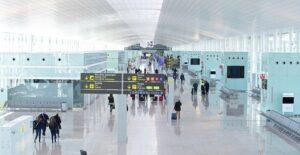 taxi terminal 1 aeropuerto barcelona